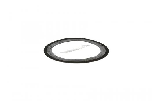 Bosch / Siemens afdichtingsrubber van trommel voor wasdroger witgoedpartsnr: 489163