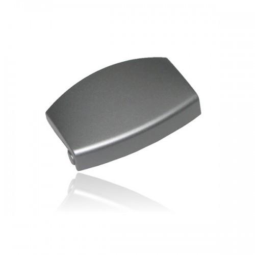AEG / Electrolux Deurgreep zilver voor wasmachine witgoedpartsnr: 1108254135