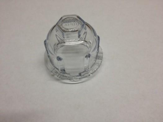 Miele bescherm kapje voor lamp van droger witgoedpartsnr: 1567834