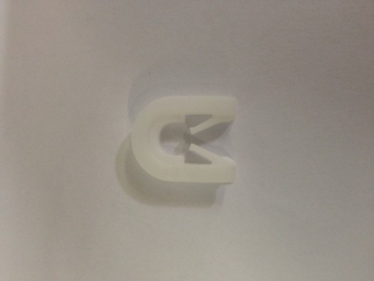 Bosch / Siemens Lager van deurscharnier voor vaatwasmachine witgoedpartsnr: 165296