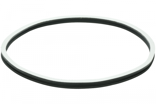 AEG / Electrolux viltband met rubber voor wasdroger voorzijde witgoedpartsnr: 1251142103