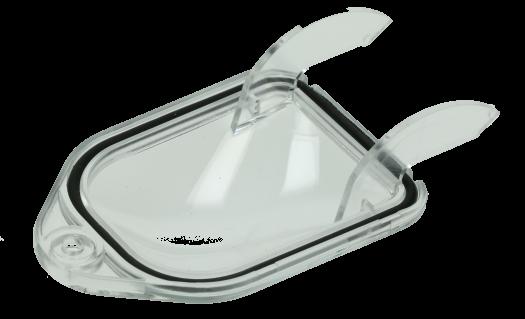 Bosch / Siemens glaasje van lamp voor wasdroger witgoedpartsnr: 183857