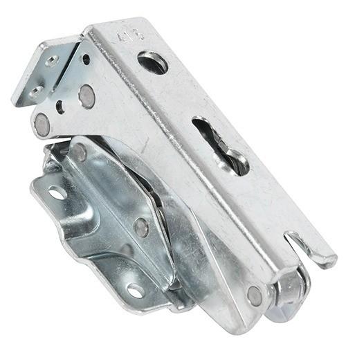 AEG Metaal scharnier linksonder / rechtsboven voor koelkastdeur witgoedpartsnr: 2211202029