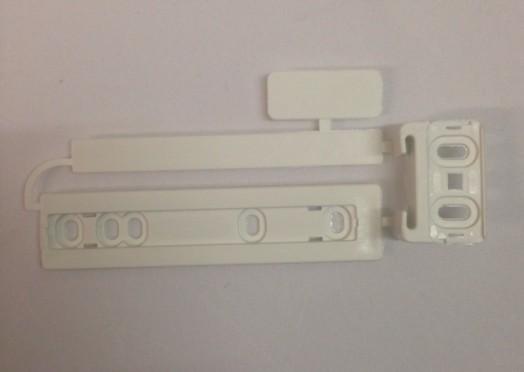 Zanussi / universeel deurgeleider set koelkastdeur witgoedpartsnr: 2230349041