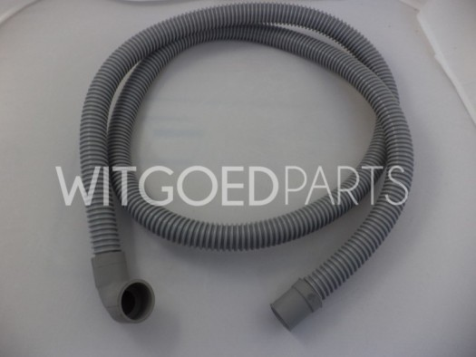 Ariston / Blue Air Afvoerslang voor wasmachine witgoedpartsnr: 27466