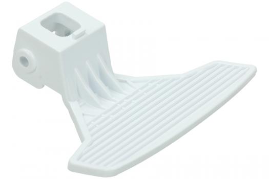 Deurgreep wit Word gebruikt in diverse Beko wasmachines waaronder de WMB51431 WMB51432PTE Inhoud: 1 stuk