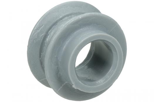 Ariston / Blue Air Korf wieltje voor vaatwasser witgoedpartsnr: 40994