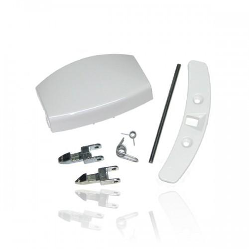 AEG / Electrolux Deurgreep compleet voor wasmachine witgoedpartsnr: 4055087003