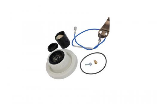 AEG / Electrolux Steunlager rechts compleet voor wasmachine witgoedpartsnr: 4071306502