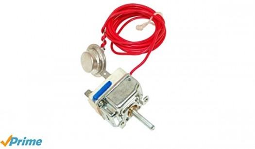 Zanussi Thermostaat (temperatuurregelaar) voor wasmachine witgoedpartsnr: 1245807100
