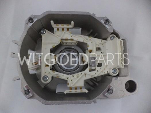 Bosch / Siemens Koolborstel in schild witgoedpartsnr: 496872