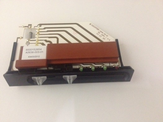 Bosch / Siemens module compleet voor afzuigkap witgoedpartsnr: 498638