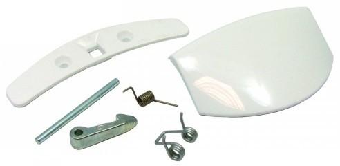AEG / Electroluxe Deurgreep compleet voor wasmachine  witgoedpartsnr: 50277718008