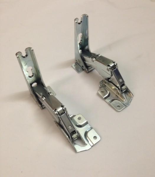 Atag Metaal scharnier set voor koelkastdeur witgoedpartsnr: 88022456
