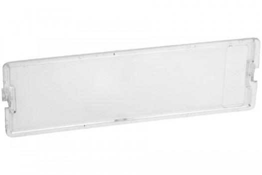 Ariston / Blue Air glaasje van lamp voor afzuigkap c00138604 482000009231