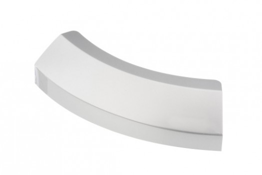 Bosch / Siemens Deurgreep grijs voor wasdroger witgoedpartsnr: 644363