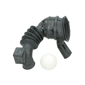 Ariston / Blue Air / Indesit slang van kuip naar pomp voor wasmachine witgoedpartsnr: 92174
