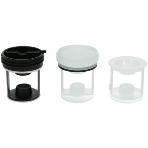 Indesit Filter voor pomp set van 3 stuks c00045027 482000022624