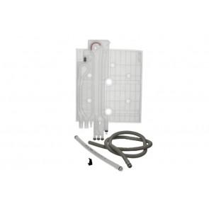Bosch / Siemens Niveaukamer / warmtewisselaar voor vaatwasser witgoedpartsnr: 215761