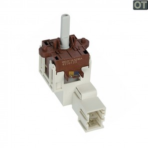 Hoover keuzeprogamma schakelaar witgoedpartsnr: 41014502
