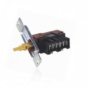 AEG / Electrolux aan / uit schakelaar voor vaatwasser  witgoedpartsnr: 1115741017