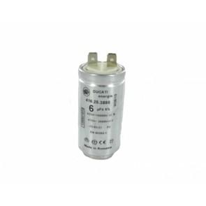 AEG  Electrolux  Zanussi condensator 6 UF voor wasdroger 1256418102