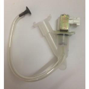 Bosch / Siemens Inlaatventiel recht met drukkamer voor vaatwasser witgoedpartsnr: 151868