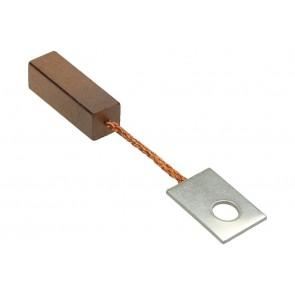 AEG / Electrolux koolborstel aarding voor wasdroger witgoedpartsnr: 1123438101