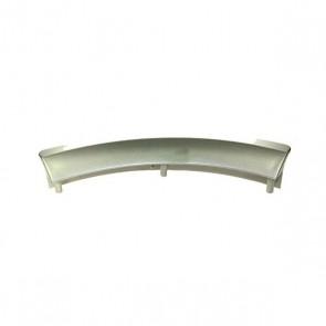 Bosch Siemens Deurgreep voor wasdrogers  zilver  grijs 00644452