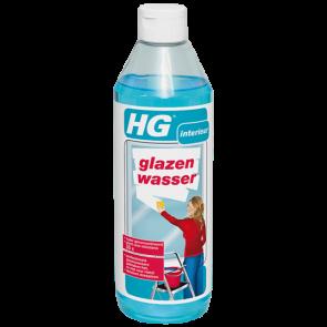 HG glazenwasserRaamreiniger voor streeploos schone ramen 297050100