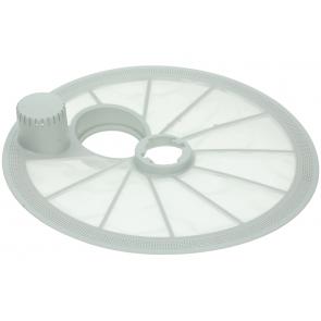 Zanussi Filter groot rond onderin voor vaatwasser  50222803004