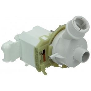 Bosch / Siemens Magneet afvoerpomp voor vaatwasser  Witgoedpartsnr: 483054