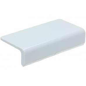 Ariston / Blue Air deurgreep wit van vriesdeur voor koelers witgoedpartsnr: 23128