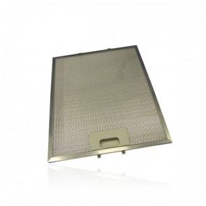Whirlpool / Bauknecht metalen vetfilter 305x268mm witgoedpartsnr: 480122102168