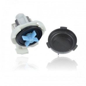 Whirlpool/Bauknecht Ikea afvoerpomp voor vaatwasser Witgoedpartsnr: 481236018558