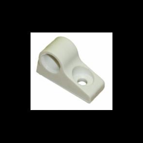 Whirlpool Indesit Scharnier van vriesvakklep onder voor koelkast 481240478335