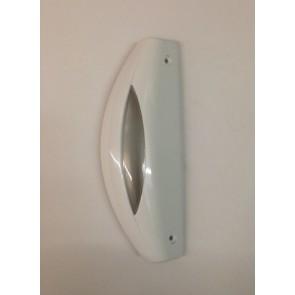 Whirlpool / Bauknecht deurgreep voor koelkast witgoedpartsnr: 481246268883