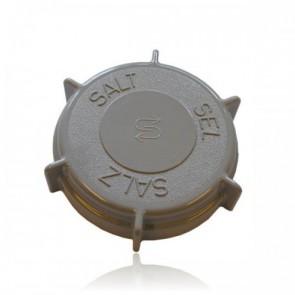 Whirlpool / Bauknecht Dop van zoutvat voor vaatwasser witgoedpartsnr: 481246279903