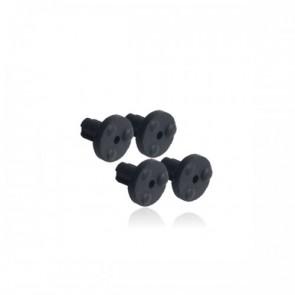 Whirlpool / Bauknecht rubber dopjes van pannedrager witgoedpartsnr:481246368017