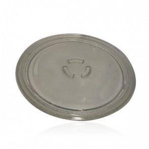 Whirlpool / Bauknecht glazen draaiplateau 28cm witgoedpartsnr: 481246678407