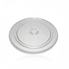 Whirlpool / Bauknecht glazen draaiplateau 36cm witgoedpartsnr: 481946678348