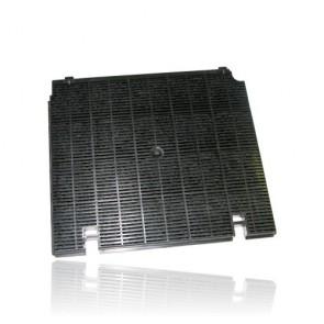 Pelgrim koolstoffilter rechthoek 255x225mm voor afzuigkap witgoedpartsnr: 50279894005