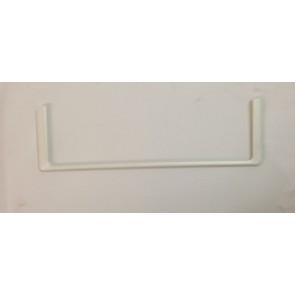 Miele koelkast strip van glasplaat voorzijde witgoedpartsnr: 5148062