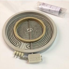 Universeel Keramische Straal element 2200W 230V 23cm witgoedpartsnr: 005256