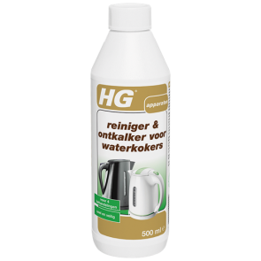 HG reinig & ontkalker waterkokers 500ML - 631050100