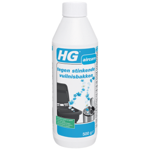 HG tegen stinkende vuilnisbakken 654050100