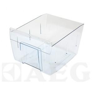 AEG / Electrolux groentelade links en rechts voor koelkast   witgoedpartsnr: 2247139245