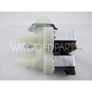Inlaatventiel drievoudig haaks dunne tuit voor wasmachine witgoedpartsnr: alt4 Miele W700 W800 W900