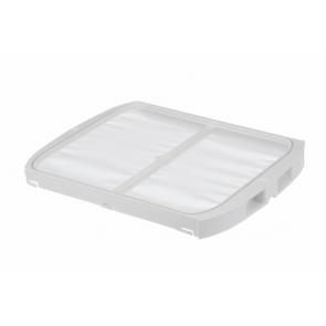 Bosch / Siemens Pluizenfilter in deur voor wasdroger witgoedpartsnr: 096423