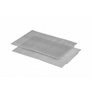 Bosch / Siemens metalen vetfilter set voor afzuigkap witgoedpartsnr: 460763